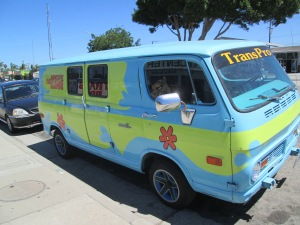 Mystery Machine Scooby