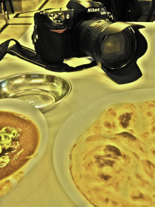 My Nikon & My Curry