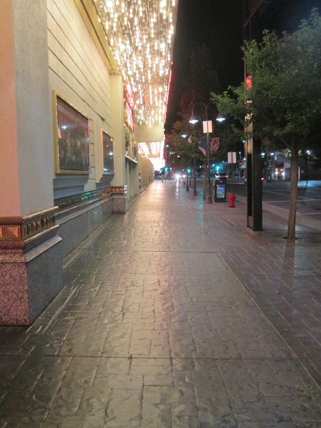Reno Sidewalk