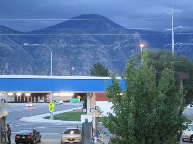 Salt Lake Mountains