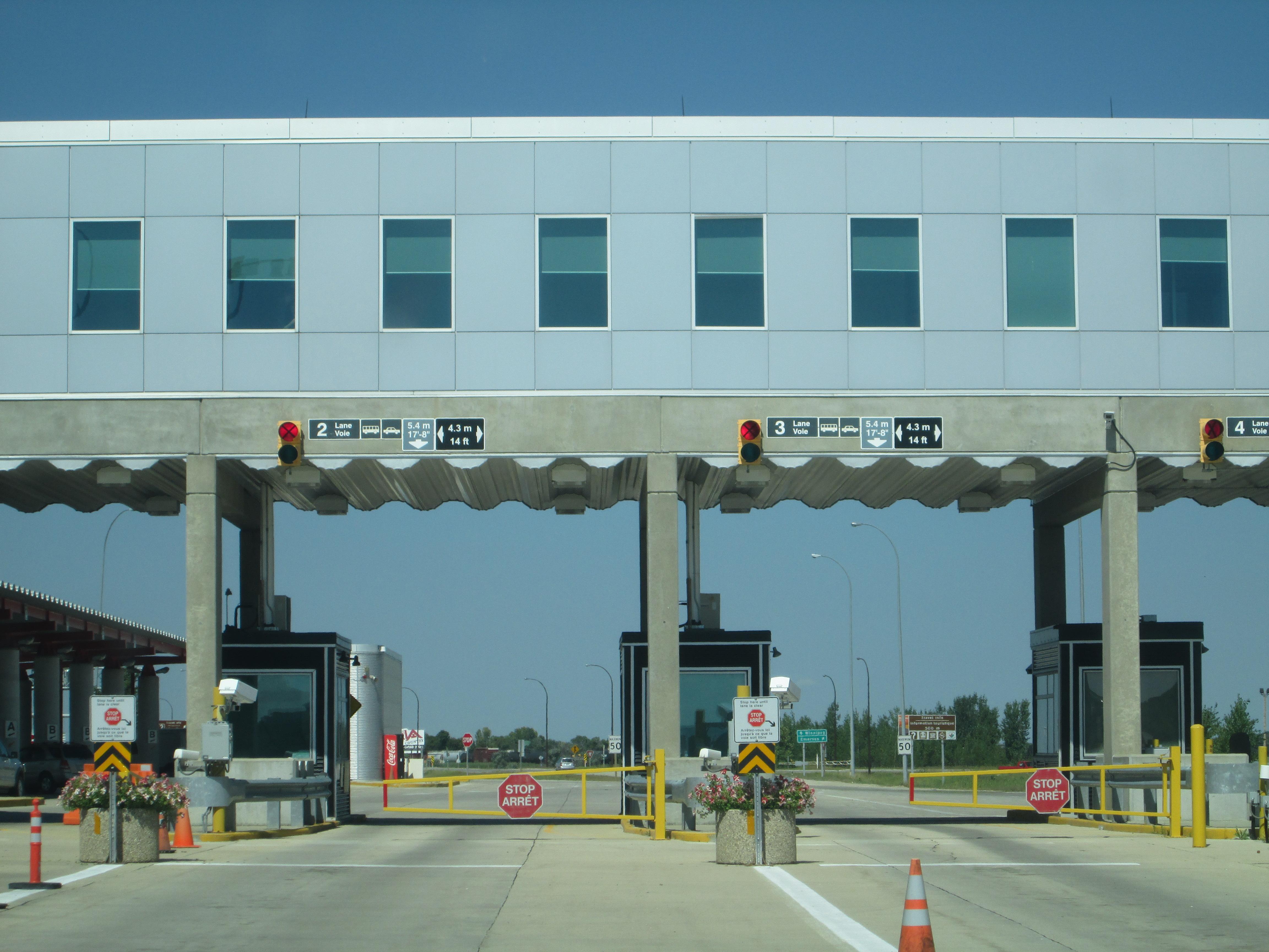 Border crossing essay questions