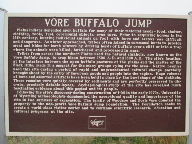 Buffalo Jump