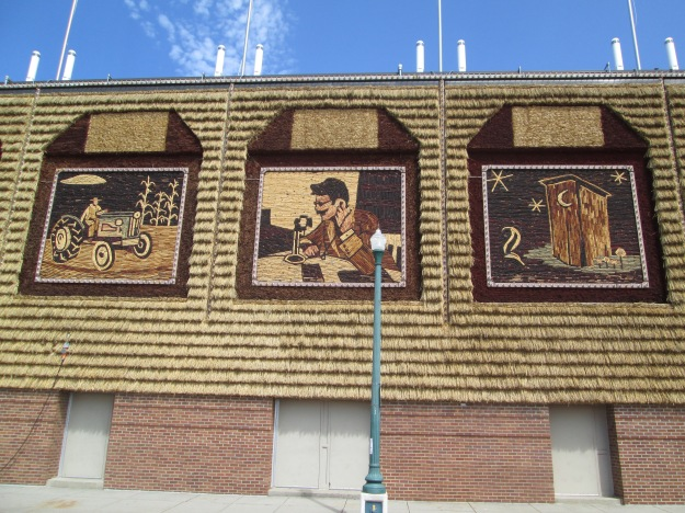 Corn Palace Outdoors