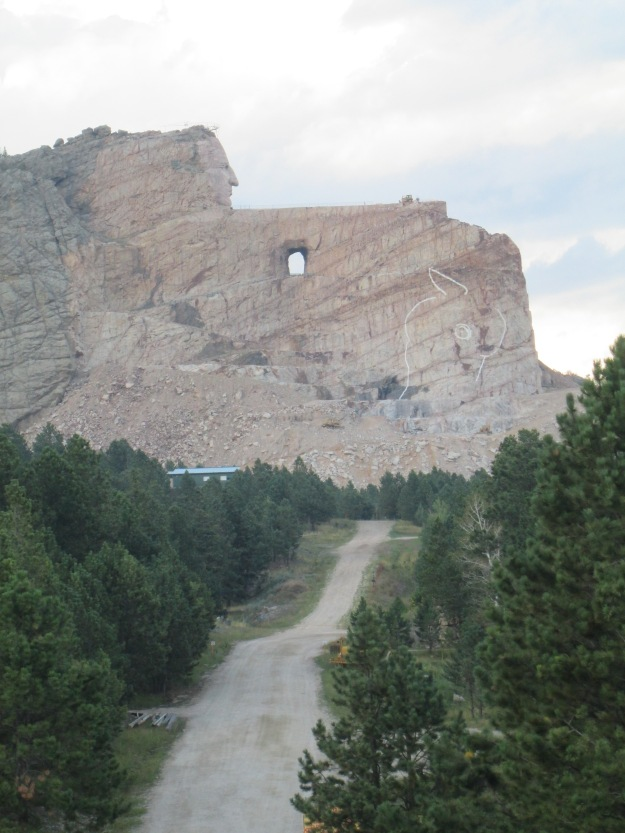 Crazy Horse Monument II