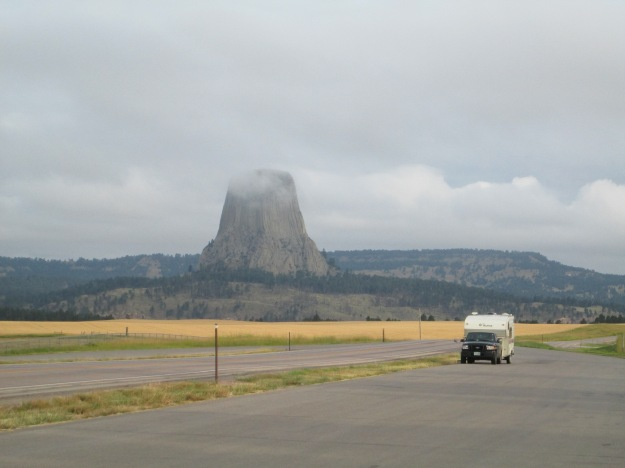 Devil's Tower from a Distance