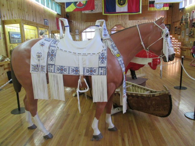 Pony War Bonnet