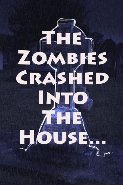 Zombie Story Writing.